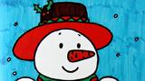 雪人过圣诞