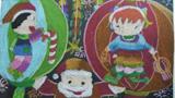 圣诞老人和小朋友