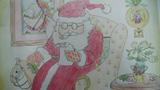 给圣诞老人的感谢信