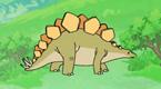 神秘的恐龙