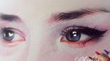 漂亮的眼睛