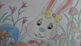爱吃萝卜的小白兔