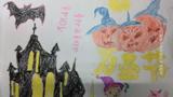 儿童画城堡图片大全-神秘的城堡