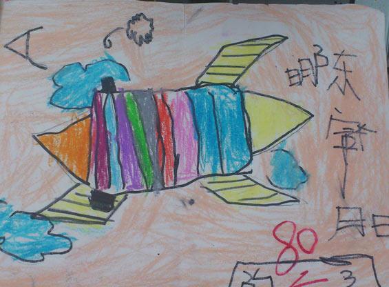 小朋友们,你们梦想过坐上宇宙飞船去太空遨游吗?