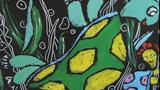 绿色的小乌龟
