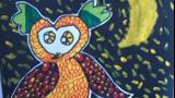 猫头鹰和它妈妈