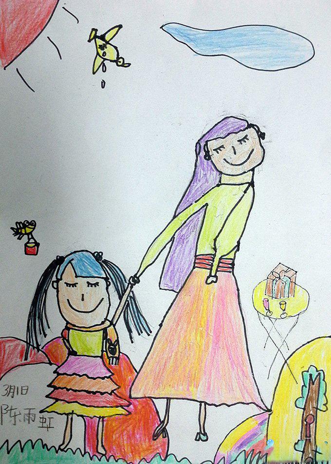 母亲节,是一个感谢母亲的节日.这个节日最早出现在古希腊;而现代