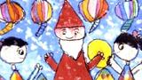 圣诞老人真可爱