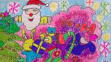 圣诞老人和礼物