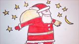 圣诞老人和星星