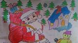 慈祥的圣诞爷爷