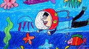 我在海底探险