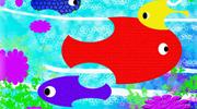 海底美丽的鱼