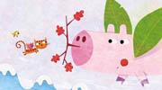 飞天创意小猪