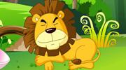 狮子的烦恼
