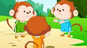 三只小猴子