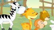 病狮和狐狸
