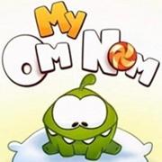 小怪兽Om Nom的故事