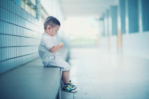 儿童分离焦虑