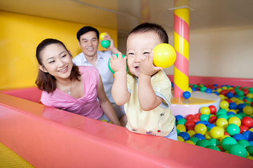 减缓孩子入园时分离焦虑