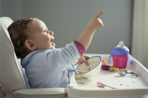 宝宝辅食添加顺序