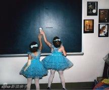 舞台后的小舞者