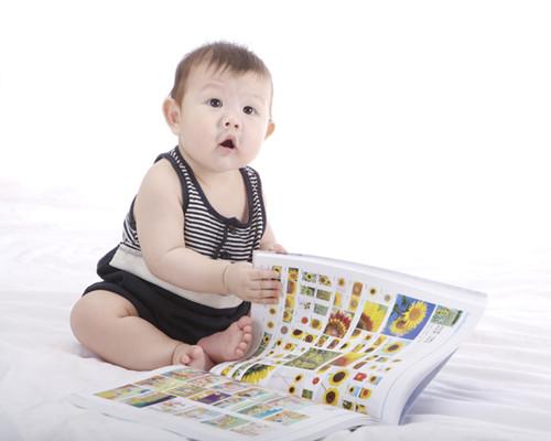 怎样促进宝宝的视觉发育