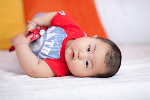 4个月宝宝早教注意事项