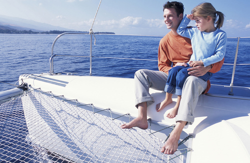 儿童坐船安全守则