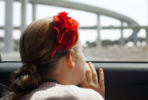 儿童乘车如何注意安全