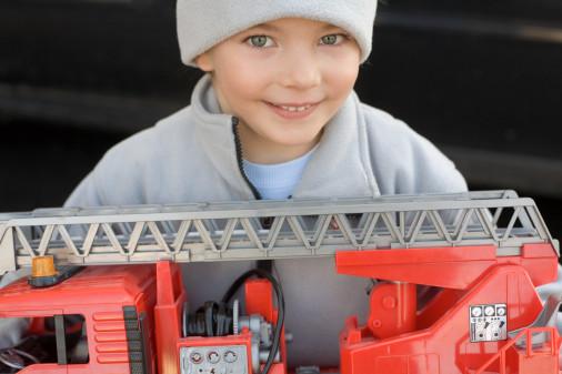幼儿园消防安全演练