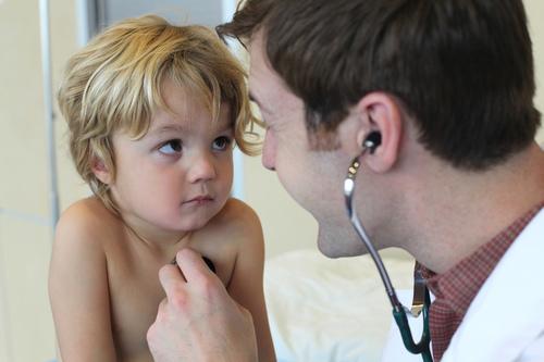 儿童体检的标准