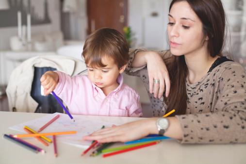单亲妈妈如何教育孩子 简单粗暴要不得