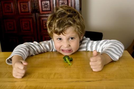 宝宝偏食的危害大 纠正偏食要及时