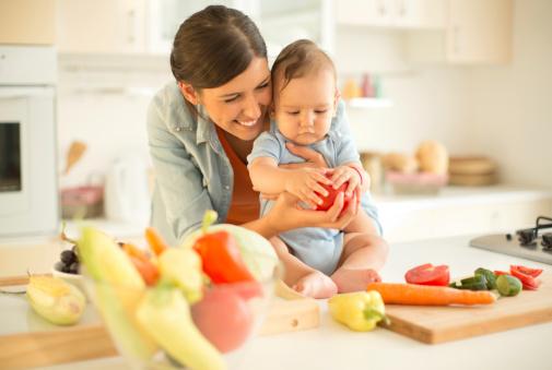 宝宝春季常见的疾病食疗