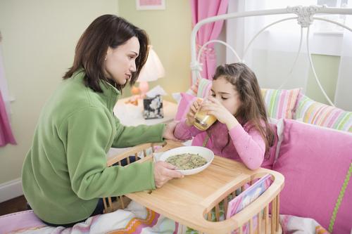 宝宝冬季饮食注意事项