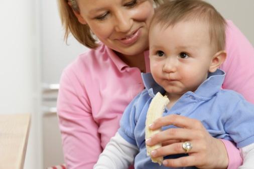 宝宝缺钾吃什么水果