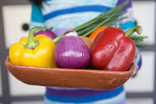 宝宝缺钾吃什么蔬菜