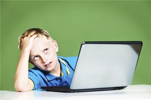 儿童如何学电脑