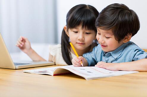 孩子学习磨蹭的原因