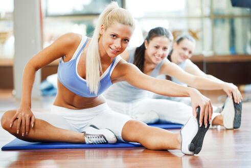 女性朋友必学 改善子宫后位的运动