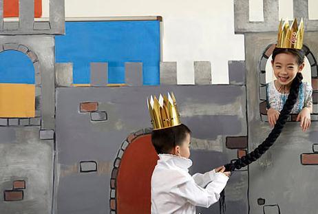角色游戏中教师指�_了解孩子角色游戏的特点指导方法学起来_起跑线亲子网