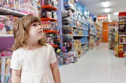儿童玩具存在的安全隐患多 学会选购是关键
