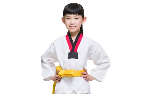 孩子学跆拳道的注意事项 爸妈必知4小点