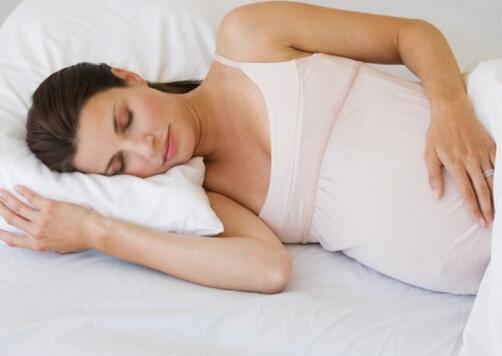 孕早期见红说明胚胎强图片