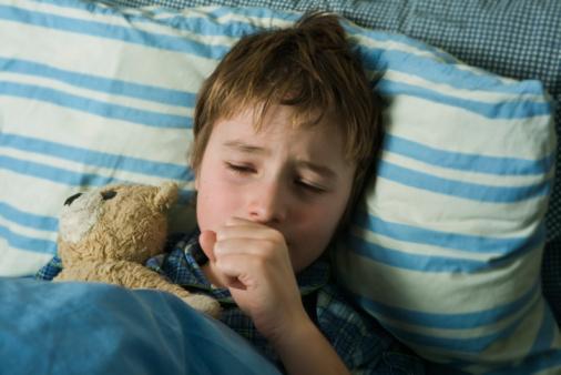 孩子咳嗽吃什么药