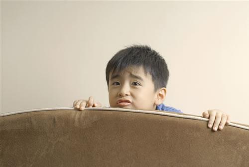 预防孩子产生恐惧心理的方法