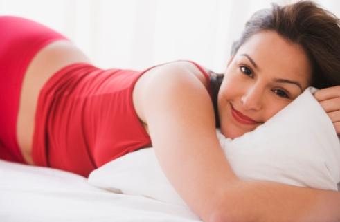 怀孕时为什么胸部会胀痛