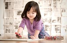 儿童涂鸦的几个阶段 根据年龄来划分