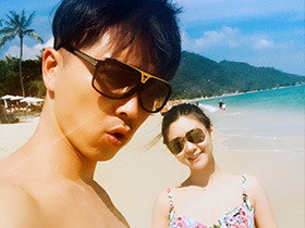 王雷宣布李小萌怀孕